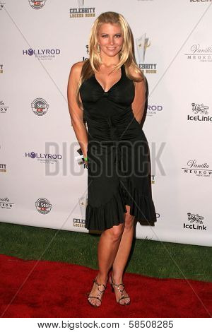 LOS ANGELES - JULY 11: Tamie Sheffield at