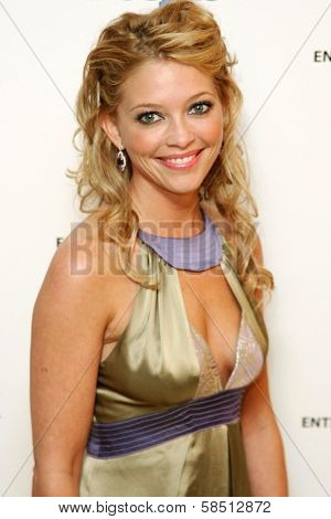 WEST HOLLYWOOD - AUGUST 27: Amanda Detmer at the 10th Annual Entertainment Tonight Emmy Party Sponsored by People in Mondrian August 27, 2006 in West Hollywood, CA.