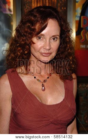 HOLLYWOOD - AUGUST 15: Jacklyn Zeman at the Los Angeles Premiere of