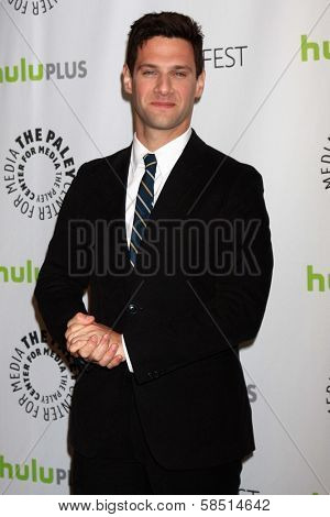 Justin Bartha at