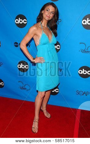 PASADENA, CA - JULY 19: Samantha Harris at the Disney ABC Television Group All Star Party on July 19, 2006 at Kidspace Children's Museum in Pasadena, CA.