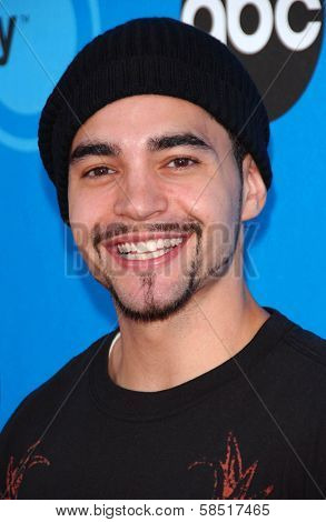 PASADENA, CA - JULY 19: Ramon Rodriguez at the Disney ABC Television Group All Star Party on July 19, 2006 at Kidspace Children's Museum in Pasadena, CA.