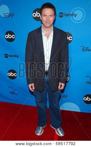 PASADENA, CA - JULY 19: Tim Daly at the Disney ABC Television Group All Star Party on July 19, 2006 at Kidspace Children's Museum in Pasadena, CA.