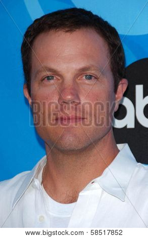 PASADENA, CA - JULY 19: Adam Baldwin at the Disney ABC Television Group All Star Party on July 19, 2006 at Kidspace Children's Museum in Pasadena, CA.