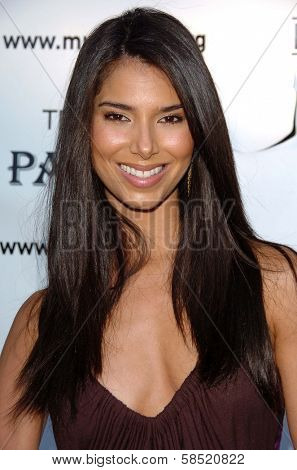 MALIBU, CA - AUGUST 05: Roselyn Sanchez at