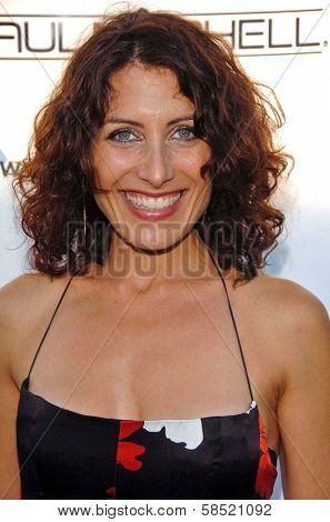 MALIBU, CA - AUGUST 05: Lisa Edelstein at