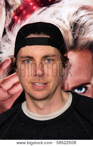 "Dax Shepard at the World Premiere of ""The Incredible Burt Wonderstone,"" Chinese Theater, Hollywood, CA 03-11-13"