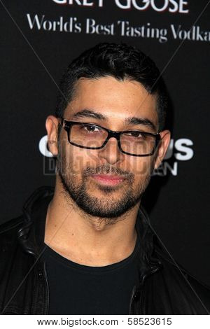 Wilmer Valderrama at the