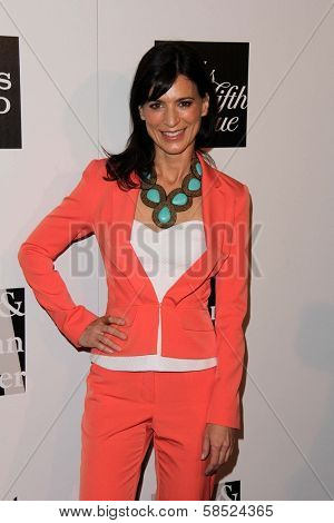 Perrey Reeves at the L.A. Gay And Lesbian Center Hosts 'An Evening' honoring Amy Pascal and Ralph Ricci, Beverly Wilshire, Beverly Hills, CA 03-21-13