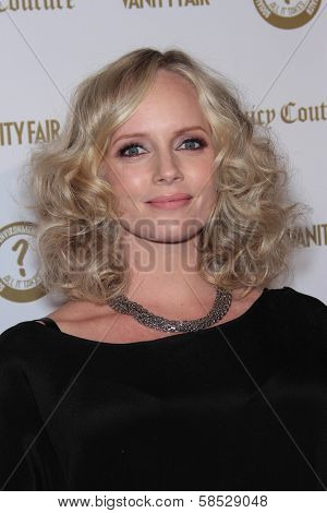 Marley Shelton at the Vanities 20th Anniversary With Juicy Couture, Siren Studios, Hollywood, CA 02-20-12