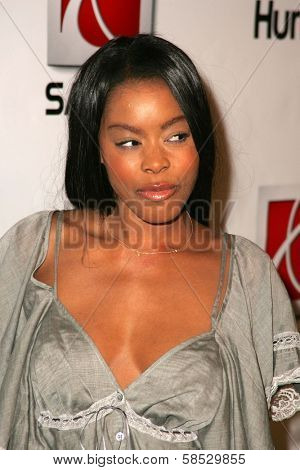 HOLLYWOOD - AUGUST 02: Golden Brooks at Saturn's X-Games 12 Party at 6820 Hollywood Blvd on August 02, 2006 in Hollywood, CA.