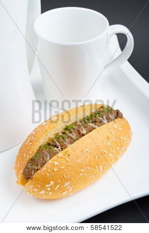 Tuna Bread
