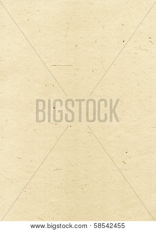 Natural Recycled Paper Texture