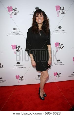 Liz Vassey at the What a Pair Benefit 2013, Eli Broad Stage, Santa Monica, CA 04-13-13