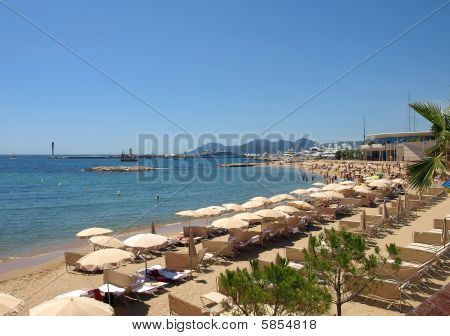 Cannes - Beach