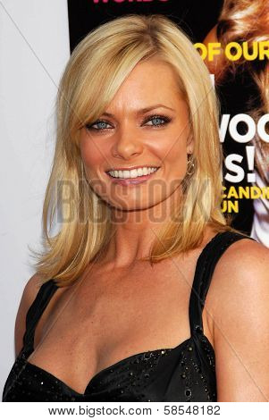 HOLLYWOOD - APRIL 30: Jaime Pressly at Movieline's Hollywood Life 8th Annual Young Hollywood Awards at Henry Fonda Music Box Theater on April 30, 2006 in Hollywood, CA.