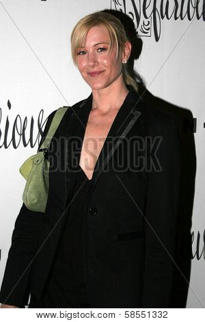 HOLLYWOOD - APRIL 06: Jody Britt at Flaunt Magazine Presents Nefarious Fine Jewelry Hosted by Velvet Revolver at Black Steel Restaurant on April 06, 2006 in Hollywood, CA.