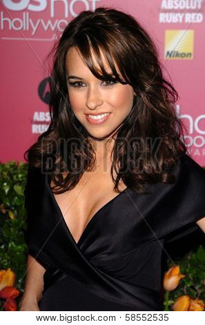 HOLLYWOOD - APRIL 26: Lacey Chabert at the US Weekly Hot Hollywood Awards at Republic Restaurant and Lounge on April 26, 2006 in West Hollywood, CA.