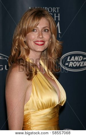 NEWPORT BEACH - APRIL 20: Diora Baird at the 7th Annual Newport Beach Film Festival Opening Night Screening of