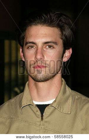 HOLLYWOOD - APRIL 10: Milo Ventimiglia at the Los Angeles Premiere of