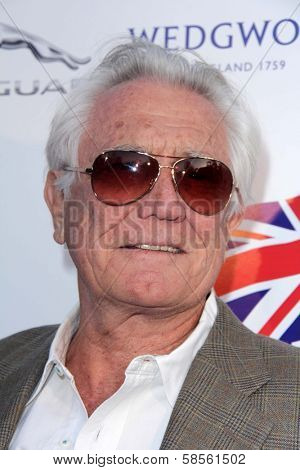 George Lazenby at