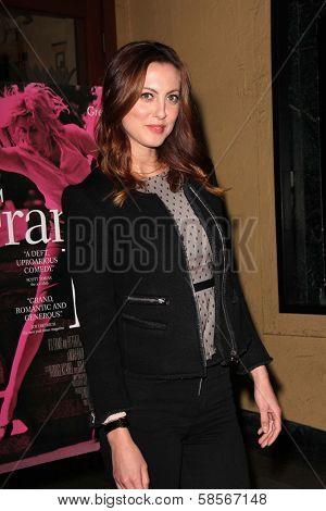 Eva Amurri Martino at the