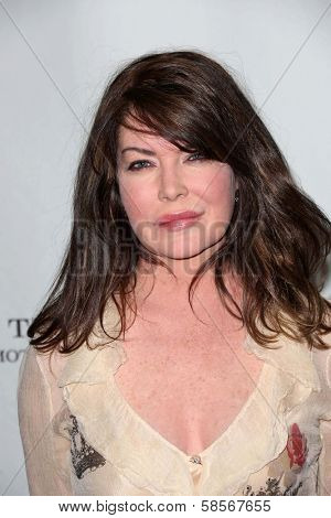 Lara Flynn Boyle at the Academy Of Motion Picture Arts And Sciences Hosts A