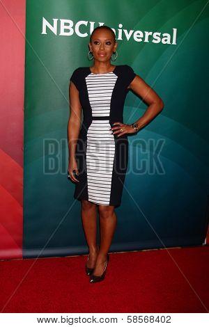 Mel B at the 2013 NBC Universal Summer Press Day , Langham Huntington Hotel, Pasadena, CA 04-22-13