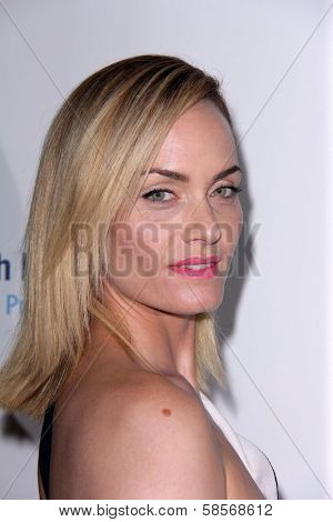 Amber Valletta at An Unforgettable Evening Presented by Saks Fifth Avenue, Beverly Wilshire Hotel, Beverly Hills, CA 05-02-13
