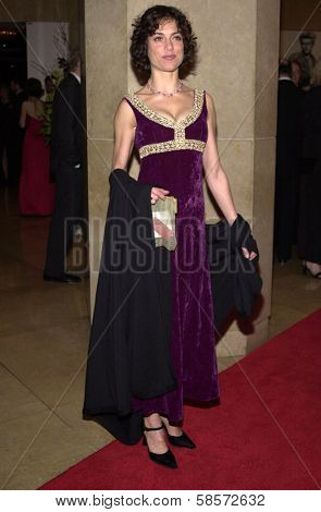 Jennifer Grant at the ST. JUDES GALA:  The annual Gala to benefit the St. Judes Children Research Hospital at the Beverly Hilton Hotel, 03-01-01.