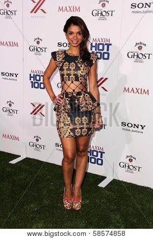 Marisa Lauren at the 2013 Maxim Hot 100 Party, Vanguard, Hollywood, CA 05-15-13