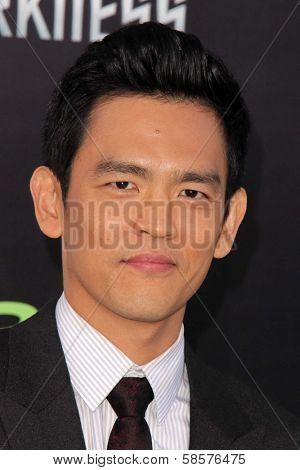 John Cho at the