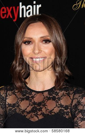 Giuliana Rancic at the 2013 Gracie Awards Gala, Beverly Hilton Hotel, Beverly Hills, CA 05-21-13