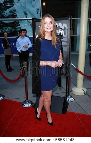 Mischa Barton at the