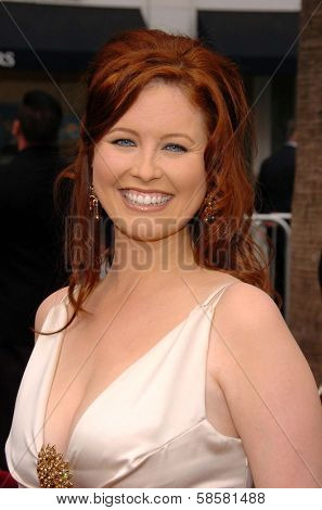 HOLLYWOOD - APRIL 28: Melissa Archer at The 33rd Annual Daytime Emmy Awards at Kodak Theatre on April 28, 2006 in Hollywood, CA.