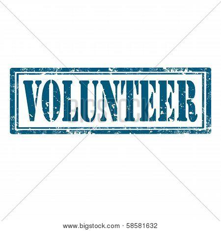Volunteer-stamp
