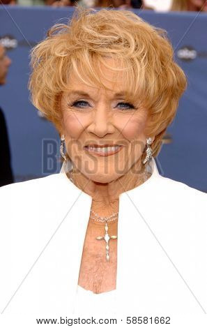 HOLLYWOOD - APRIL 28: Jeanne Cooper at The 33rd Annual Daytime Emmy Awards at Kodak Theatre on April 28, 2006 in Hollywood, CA.