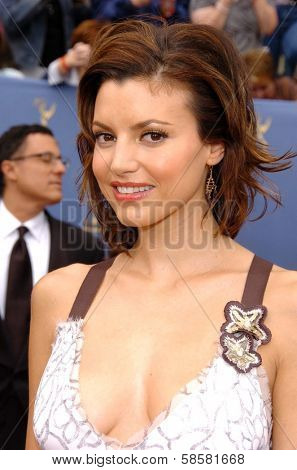HOLLYWOOD - APRIL 28: Michelle Ray Smith at The 33rd Annual Daytime Emmy Awards at Kodak Theatre on April 28, 2006 in Hollywood, CA.