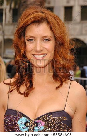 HOLLYWOOD - APRIL 28: Kate Walsh at The 33rd Annual Daytime Emmy Awards at Kodak Theatre on April 28, 2006 in Hollywood, CA.