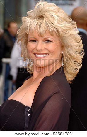 HOLLYWOOD - APRIL 28: Judy Evans at The 33rd Annual Daytime Emmy Awards at Kodak Theatre on April 28, 2006 in Hollywood, CA.
