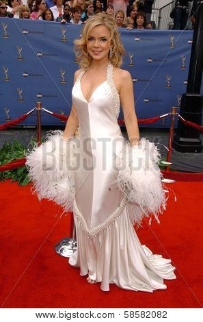 HOLLYWOOD - APRIL 28: Bobbie Eakes at The 33rd Annual Daytime Emmy Awards at Kodak Theatre on April 28, 2006 in Hollywood, CA.