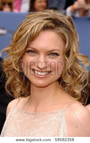 HOLLYWOOD - APRIL 28: Nicole Forester at The 33rd Annual Daytime Emmy Awards at Kodak Theatre on April 28, 2006 in Hollywood, CA.