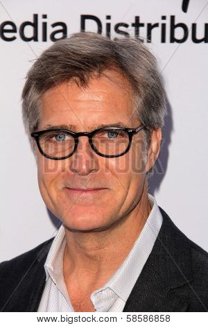 Henry Czerny at the Disney Media Networks International Upfronts, Walt Disney Studios, Burbank, CA 05-19-13