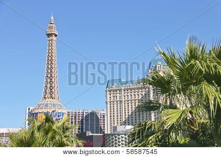 Paris Hotel In Las Vegas