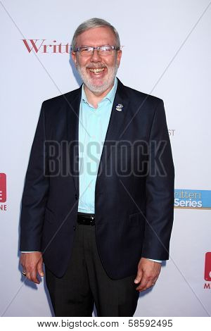 Leonard Maltin at the WGA's 101 Best Written Series Announcement, Writers Guild of America Theater, Beverly Hills, CA 06-02-13
