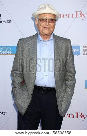 Norman Lear at the WGA's 101 Best Written Series Announcement, Writers Guild of America Theater, Beverly Hills, CA 06-02-13