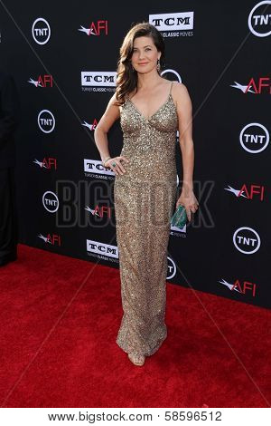 Daphne Zuniga at the AFI Life Achievement Award