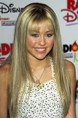 ANAHEIM, CA - JULY 22: Miley Cyrus at the Radio Disney Totally 10 Birthday Concert on July 22, 2006
