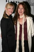 HOLLYWOOD - APRIL 06: Jody Britt and Kathleen York at Flaunt Magazine Presents Nefarious Fine Jewelr