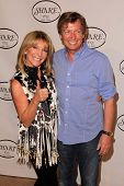 Bonnie Lythgoe, Nigel Lythgoe at the SHARE 60th Annual